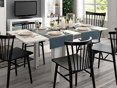 The Atrium – Dining Tables Inside Dining Tables (Image 24 of 25)