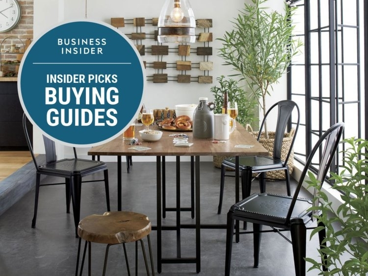 The Best Dining Table You Can Buy – Business Insider Regarding Market 6 Piece Dining Sets With Host And Side Chairs (View 2 of 25)