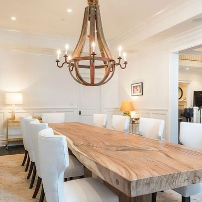 The Best Of 2013 Interior Design Trends Going Into 2014 | ♥ Daring Inside Country Dining Tables (View 9 of 25)