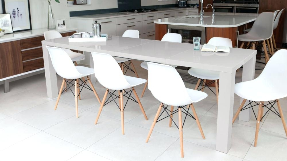 The Brilliant Extending Dining Tables To Extending Oak Dining Table In Extending Dining Table With 10 Seats (View 11 of 25)