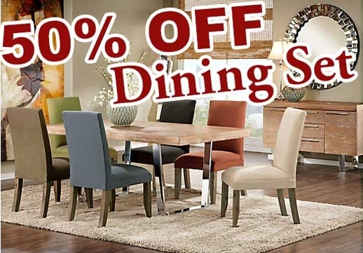 The Cindy Crawford Home San Francisco Ash 5 Pc Dining Table Set With Regarding Crawford 6 Piece Rectangle Dining Sets (Image 24 of 25)