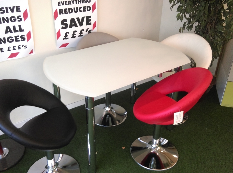 The Furniture Clearance Centre inside Smartie Dining Tables And Chairs