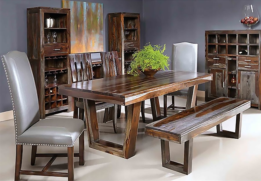 The Furniture Warehouse – Beautiful Home Furnishings At Affordable In Sheesham Dining Tables (Image 21 of 25)