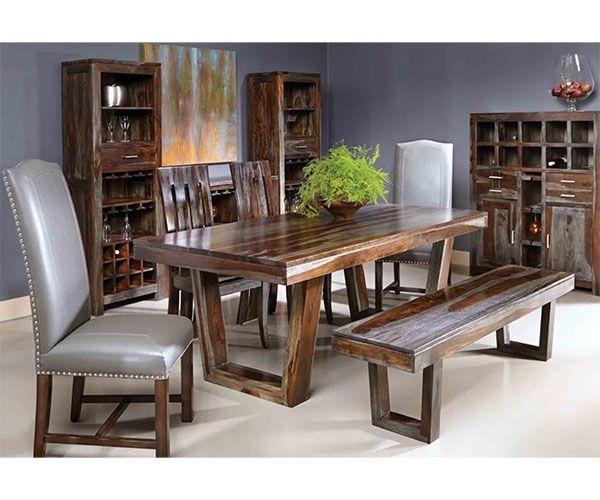 The Furniture Warehouse – Coast To Coast Greyson Sheesham Dining Inside Sheesham Dining Tables (Image 23 of 25)