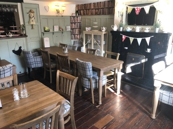 The Goodwood Room – Picture Of The Partridge Inn, Singleton With Partridge Dining Tables (View 23 of 25)