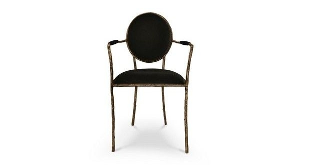 The Most Incredible Dining Chairs For A Stylish Dining Room | Dining Inside Stylish Dining Chairs (View 3 of 25)