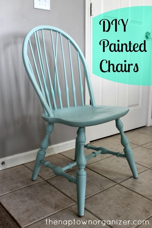 The Naptown Organizer: Secondhand Sunday #6 - Kitchen Table Chairs intended for Second Hand Oak Dining Chairs