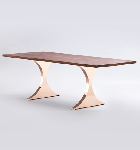 The Paris – Luxury Dining Table – Tom Faulkner With Regard To Paris Dining Tables (Image 24 of 25)