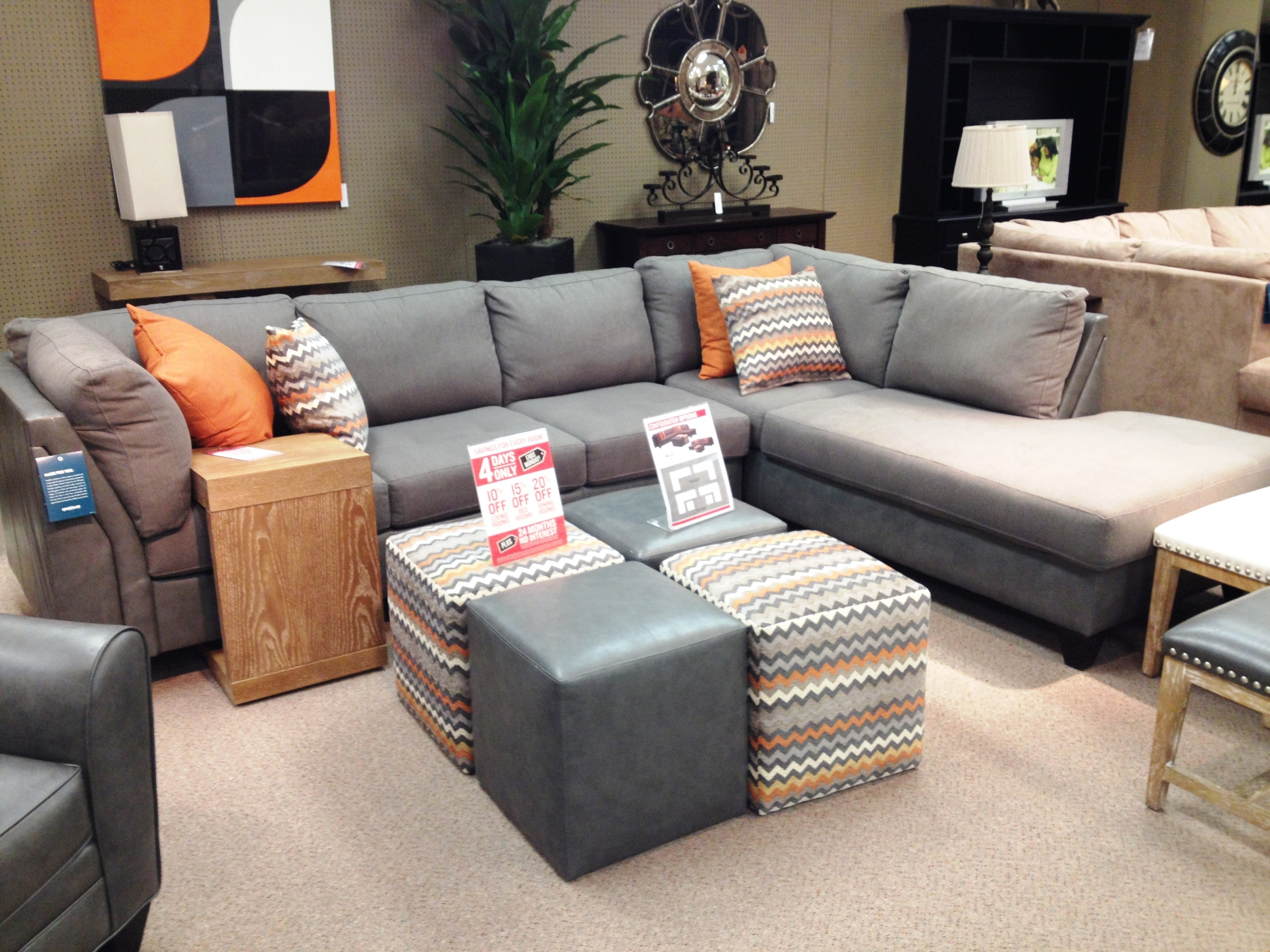 The Sectional Sofa Saga | Mid Century Modern(Ization) With Regard To Harper Down 3 Piece Sectionals (Image 23 of 25)