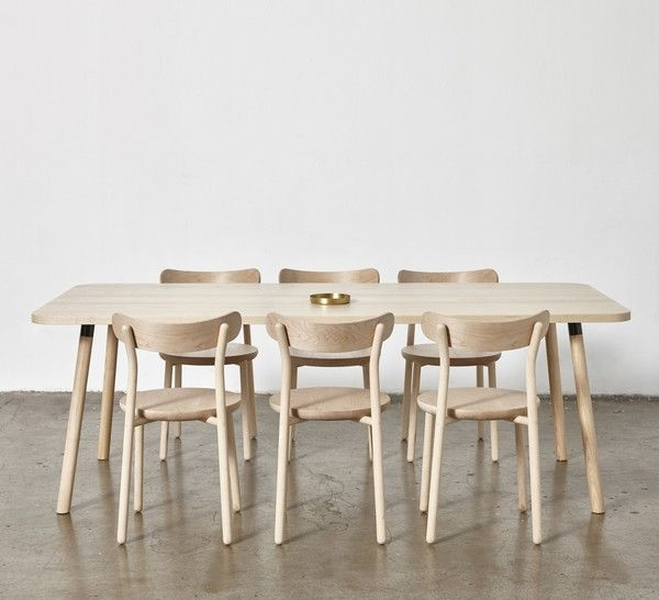 Them Chair | Wood Furniture | Pinterest | Wood Furniture Inside Partridge Dining Tables (View 19 of 25)