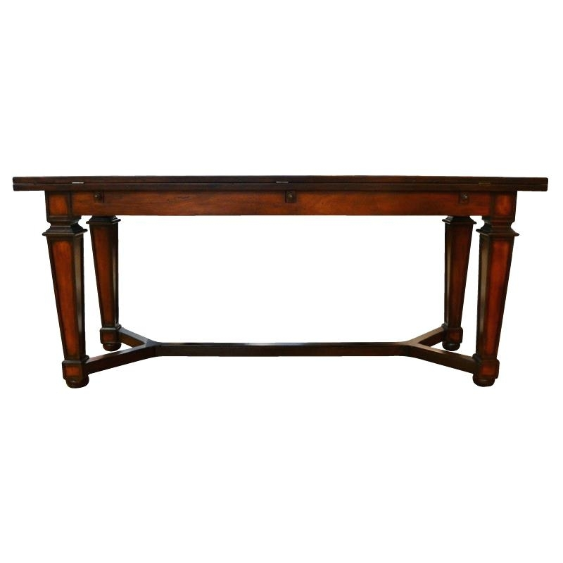 Theodore Alexander Dining Table – Travelward Within Helms Rectangle Dining Tables (Image 24 of 25)