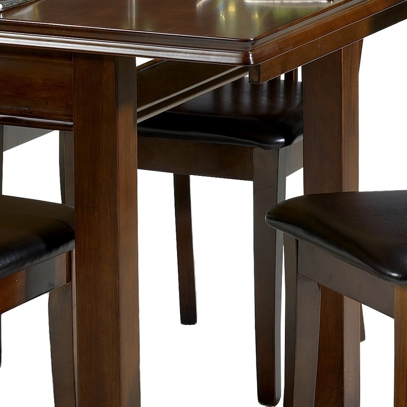 Three Posts Remsen Extendable Dining Set With 6 Chairs & Reviews With Extendable Dining Tables And 6 Chairs (Image 24 of 25)