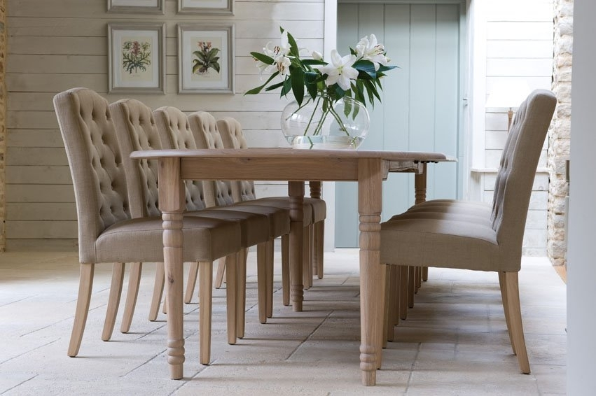 Tips On Choosing Fabric Dining Chairs With Oak Legs – Fif In Oak Fabric Dining Chairs (Image 24 of 25)