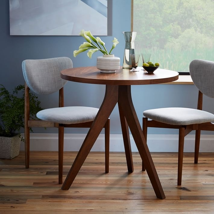 Tips On How To Choose A Small Dining Table – Bellissimainteriors With Small Dining Sets (View 17 of 25)