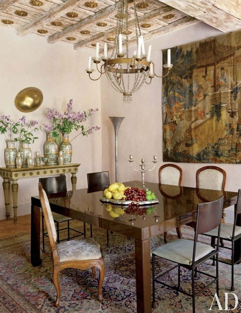 Tips To Mix And Match Dining Room Chairs Successfully With Dining Room Chairs (Image 24 of 25)