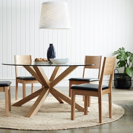 Todd Dining Table   Was $799 Now $599 #thefreedomsale Within Circular Dining Tables (Image 24 of 25)
