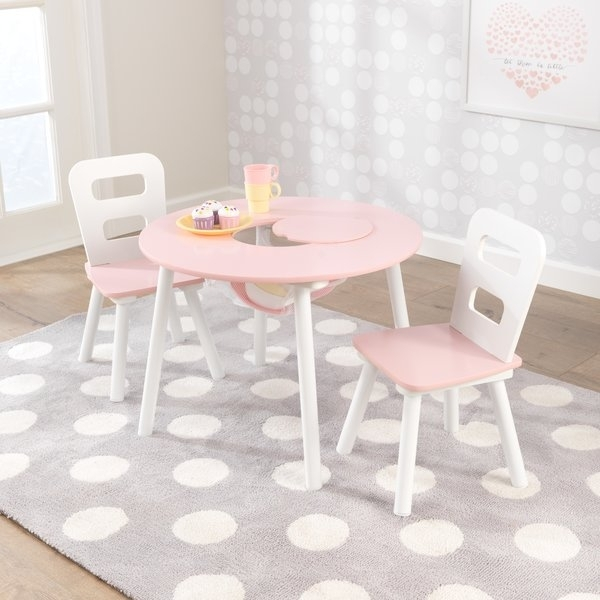 Toddler Table And Chair Set | Wayfair.co (View 24 of 25)