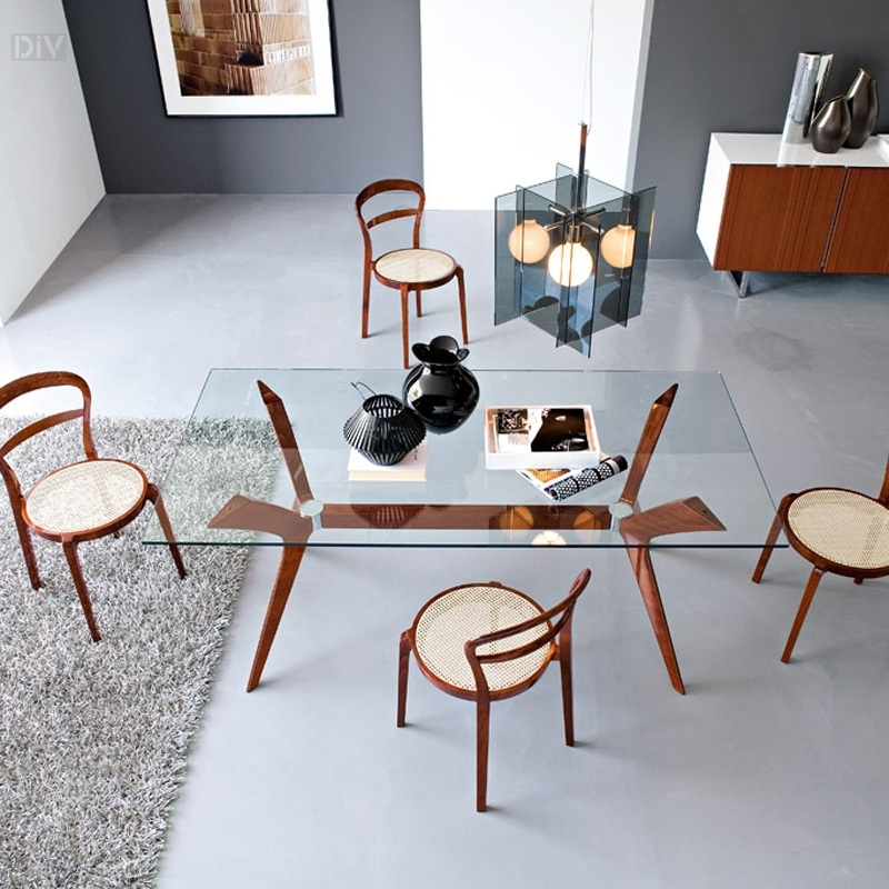 Tokyo Dining Table. Dining Tables. Dining : Calligaris (View 2 of 25)