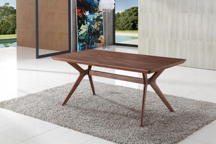 Tokyo Wooden Dining Table | Glass Vault Furniture Throughout Tokyo Dining Tables (View 15 of 25)