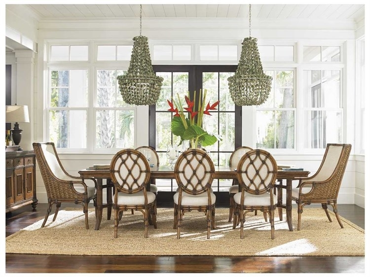 Tommy Bahama Bali Hai Dining Set | To59387693Set For Bali Dining Sets (View 22 of 25)