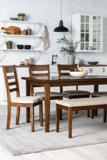 Top Lists Top Lists Top 15 Accounts # Top 100 Hashtags Top 30 For Patterson 6 Piece Dining Sets (View 9 of 25)