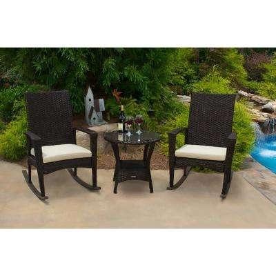 Tortuga Outdoor – Bistro Sets – Patio Dining Furniture – The Home Depot Pertaining To Outdoor Tortuga Dining Tables (Image 12 of 25)