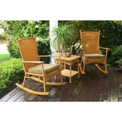 Tortuga Outdoor – Bistro Sets – Patio Dining Furniture – The Home Depot With Regard To Outdoor Tortuga Dining Tables (Image 13 of 25)