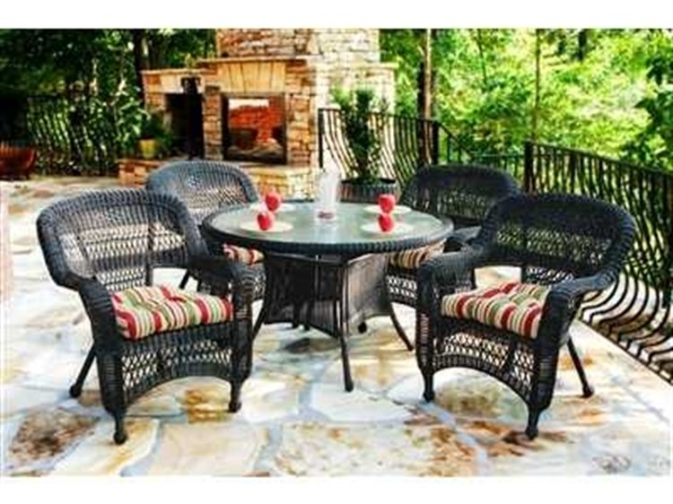 Tortuga Outdoor Portside 48 Dining Table | Ps 48D For Outdoor Tortuga Dining Tables (Image 20 of 25)