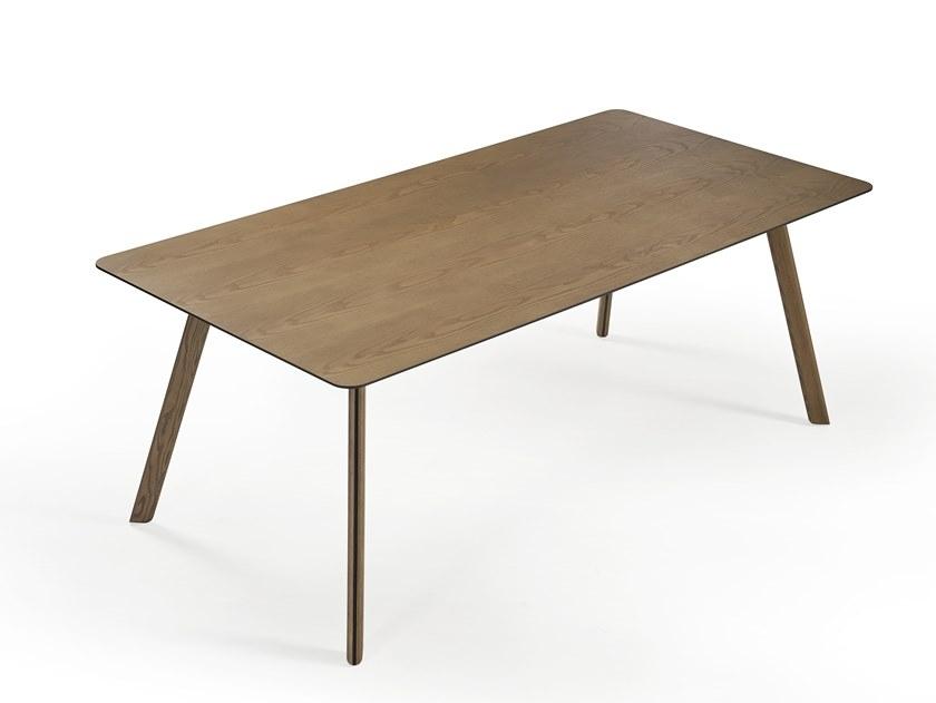 Tortuga | Rectangular Table Tortuga Collectionsancal Design Regarding Outdoor Tortuga Dining Tables (Image 8 of 25)
