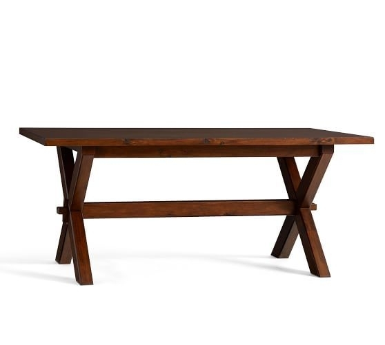 Toscana Dining Table, Tuscan Chestnut | Dining With Toscana Dining Tables (Image 18 of 25)