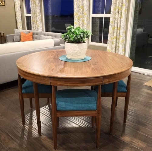 Toscano Dining Set | Joybird Intended For Toscana Dining Tables (Image 22 of 25)