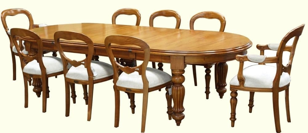 Traditional And Contemporary Mahogany Dining Tables – Akd Furniture Within Mahogany Dining Table Sets (View 16 of 25)