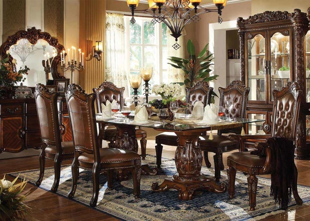 Traditional Dining Table Allesia Ac 205 | Classic Dining Regarding Traditional Dining Tables (View 4 of 25)