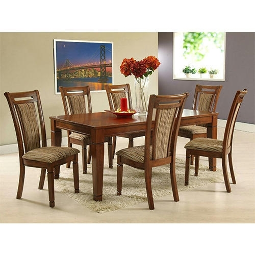 Traditional Indian Dining Table – M A Enterprise, Ahmedabad | Id Pertaining To Indian Dining Chairs (Image 21 of 25)