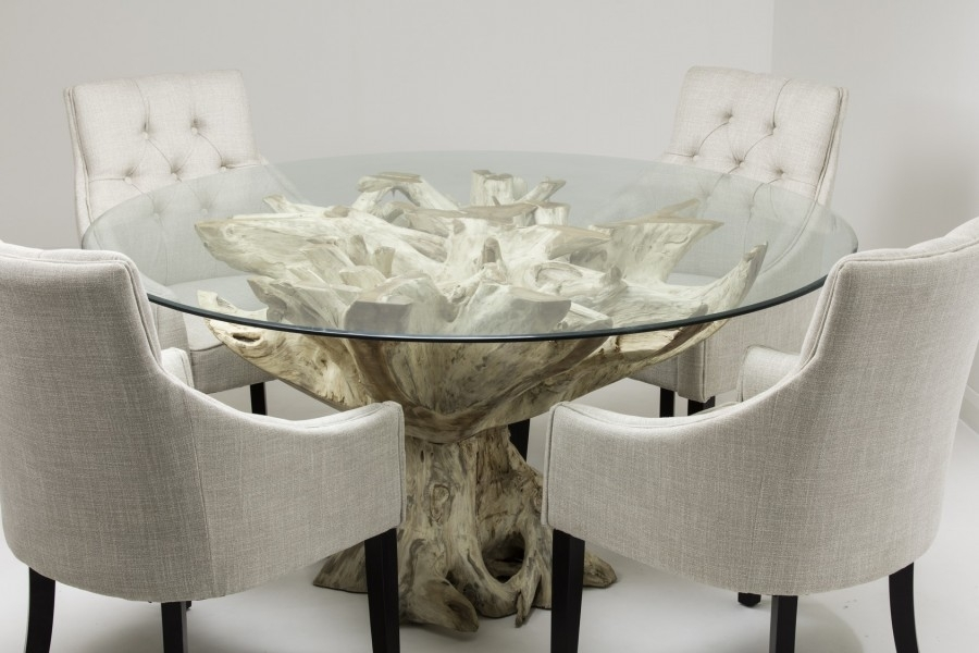 Tree Roots 100Cm Dining Table | Gillies Regarding Tree Dining Tables (Image 21 of 25)