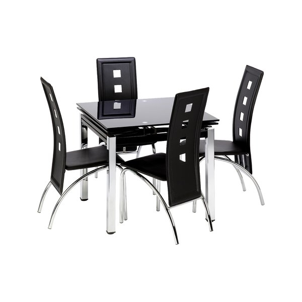 Trends Interiors Paris Extendable Dining Table & Reviews   Wayfair.co (Image 25 of 25)
