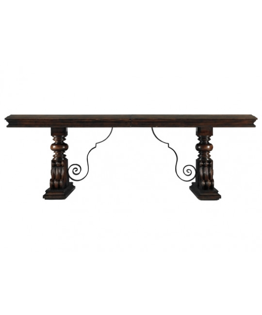 Trestle Dining Tables – Dining Tables – Dining Room – Furniture Intended For Palazzo Rectangle Dining Tables (Image 24 of 25)