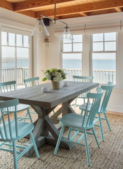 Featured Image of Coastal Dining Tables