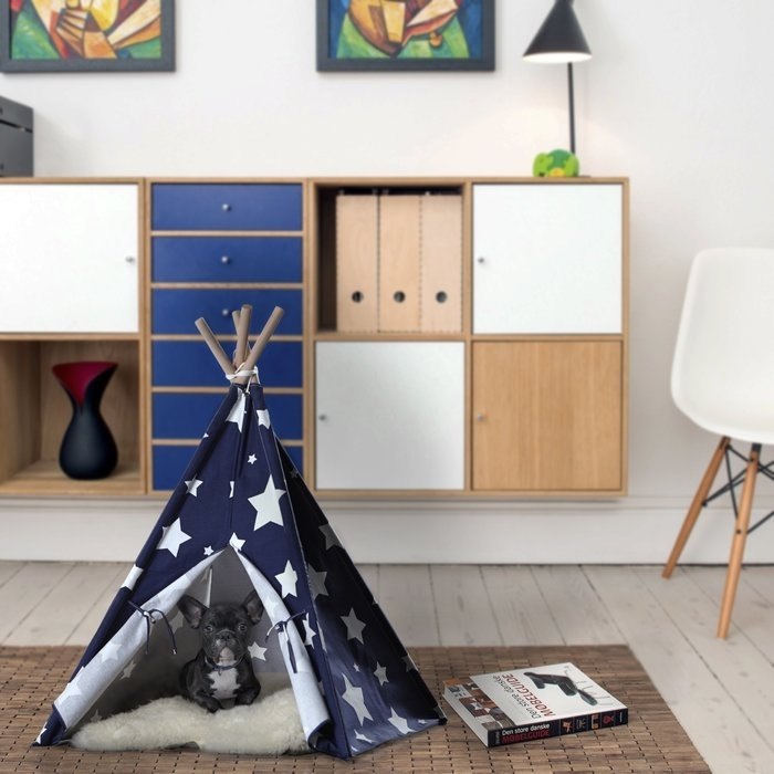Tucker Murphy Pet Carly Teepee Dog Bed & Reviews | Wayfair (Image 24 of 25)
