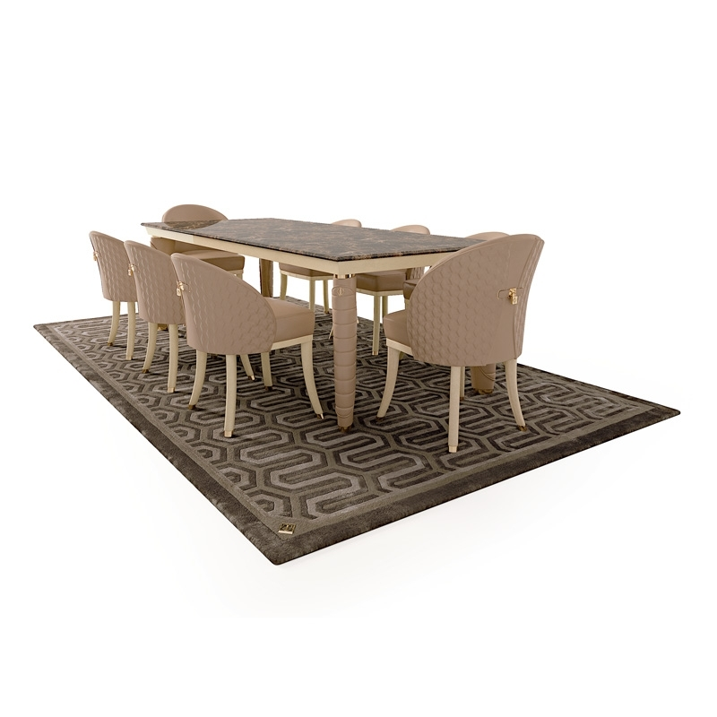 Turri – Vogue Table & Chairs | Home Italia Within Vogue Dining Tables (Image 10 of 25)