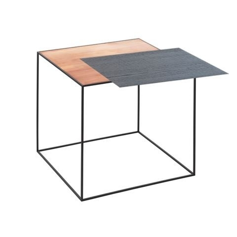 Twin 42 – Multifunctional Design Coffee Table,lassen | Sitting Within Lassen Extension Rectangle Dining Tables (Image 25 of 25)