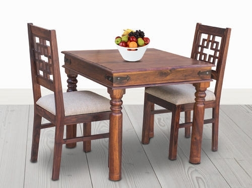 Two Chair Dining Set – 2 Seater Dining Table Set Manufacturer From With Two Seater Dining Tables And Chairs (View 20 of 25)