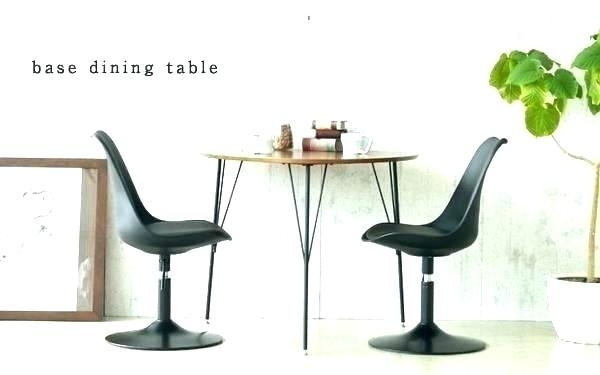 Two Person Dining Set – Jasonstevens Pertaining To Small Two Person Dining Tables (View 6 of 25)