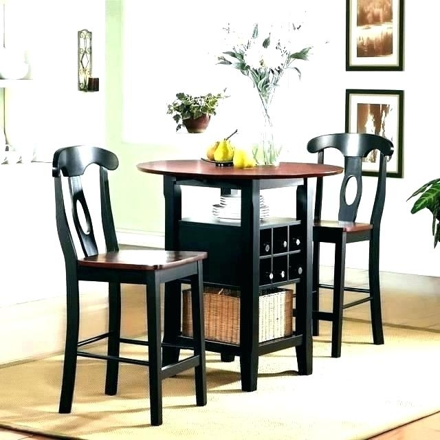 Two Person Dining Tables Small Kitchen Table And Chairs Two Person Inside Two Person Dining Table Sets (View 23 of 25)