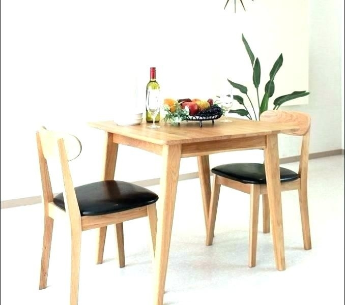 Two Person Dining Tables – Soulpower In Two Person Dining Table Sets (View 7 of 25)