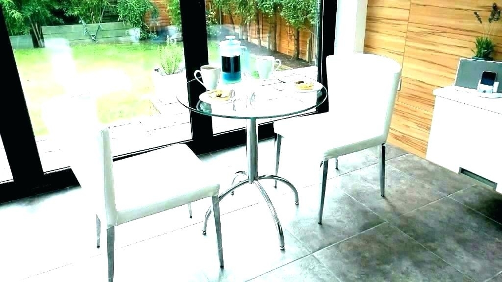 Two Person Patio Set Two Chair Table Set Two Person Dining Table Set With Regard To Two Person Dining Table Sets (Image 24 of 25)