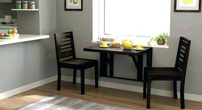 Two Seat Dining Table 2 Room Tables Terrific At Best Wall Attached 6 Pertaining To Dining Tables With 2 Seater (View 14 of 25)