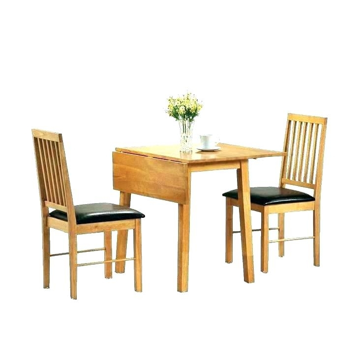 Two Seat Kitchen Table 2 Person Kitchen Table 2 Person Dining Table For Small Two Person Dining Tables (Image 25 of 25)