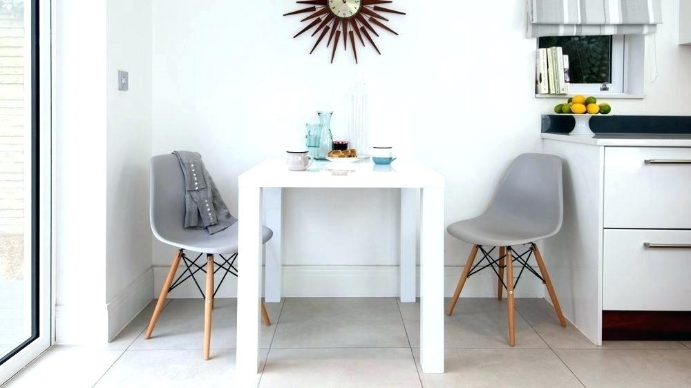 Two Seat Kitchen Tables Two Table Two Dining Tables Two Dining Table With Two Seat Dining Tables (Image 18 of 25)