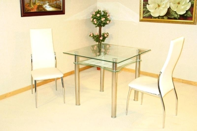 Two Seater Dining Table 2 Piece Dining Table Sets Buy Dining Room Intended For Two Seat Dining Tables (Image 20 of 25)